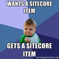 Getting Sitecore.Data.Items.Item through the Glass services.